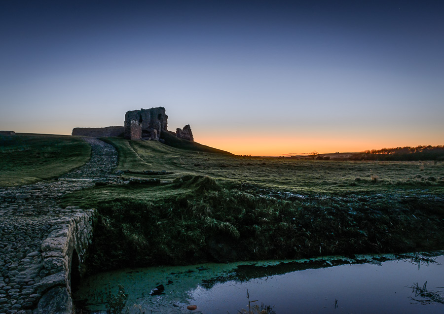 Last Light - Duffus Castle