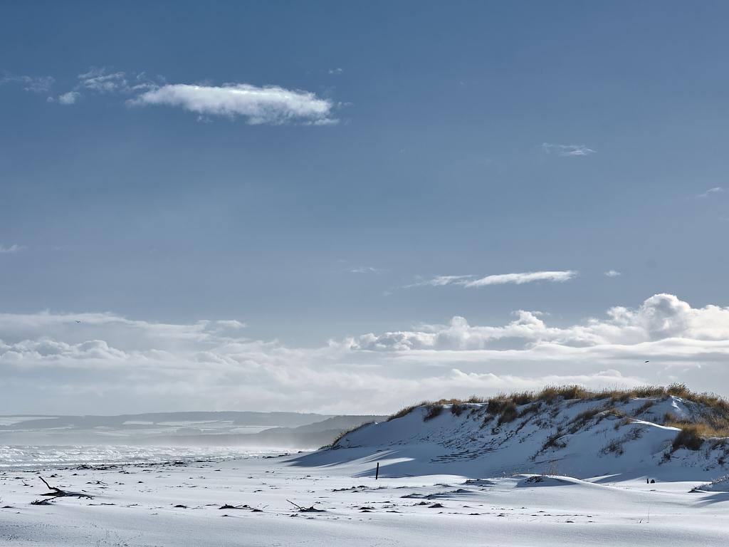 Snow Bright Beach
