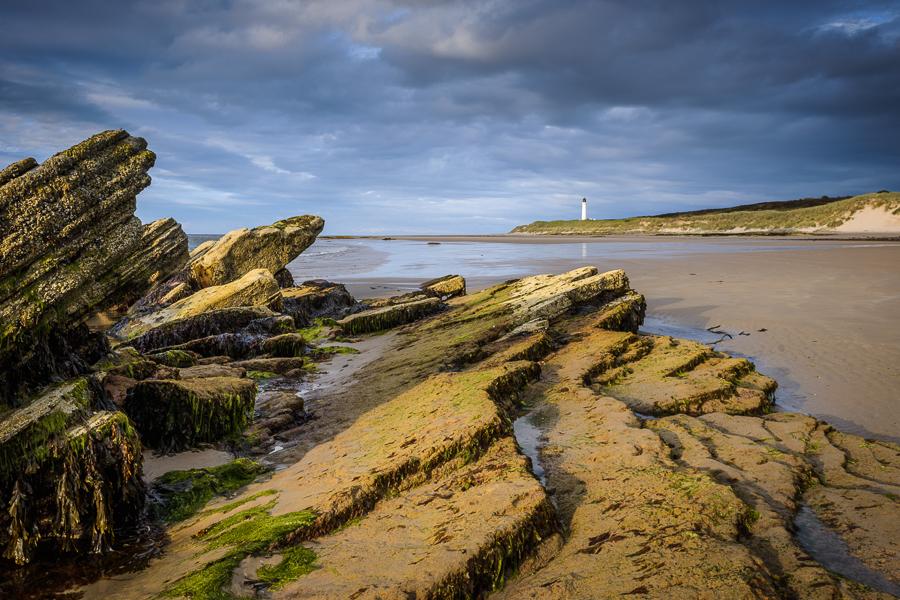 Low Tide, Covesea