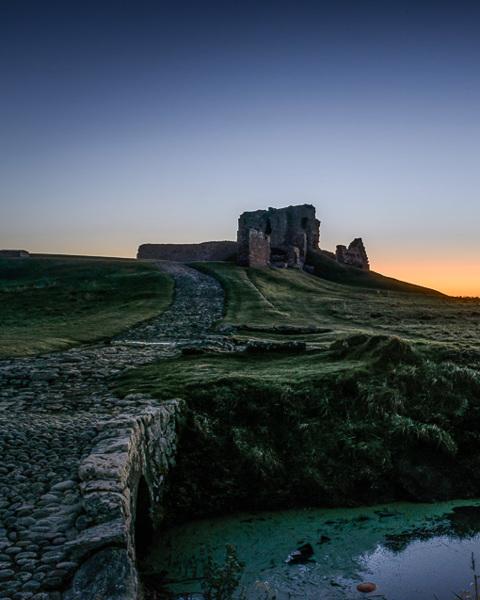 Last Light - Duffus Castle