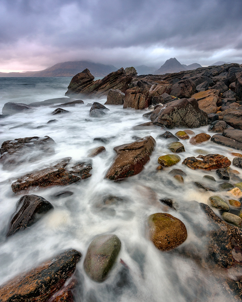 Elgol Colours