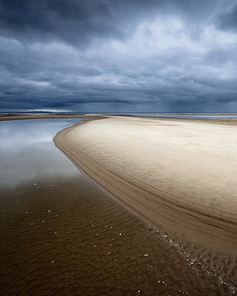 Findhorn Sands