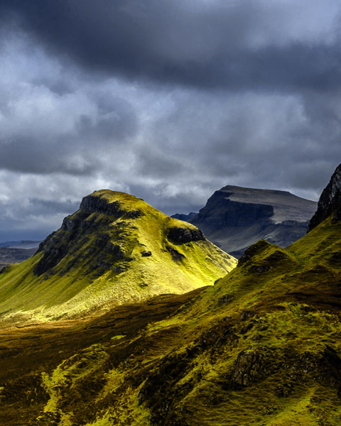 Afternoon - Trotternish Ridge