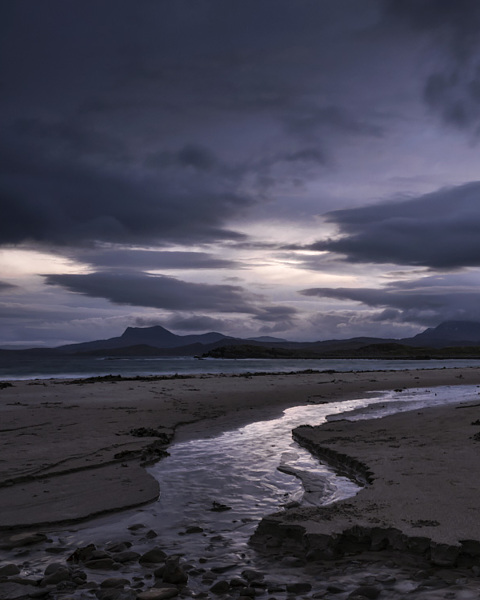 First Light, Mellon Udrigle.